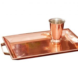 Copper Tray - Vani Crafts