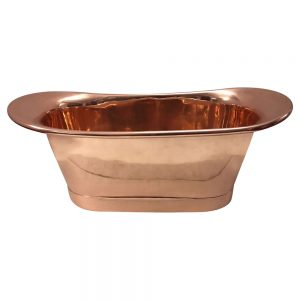 Copper Bathtub Kaia