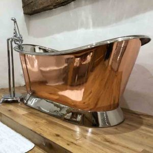 Copper Bathtub Kara