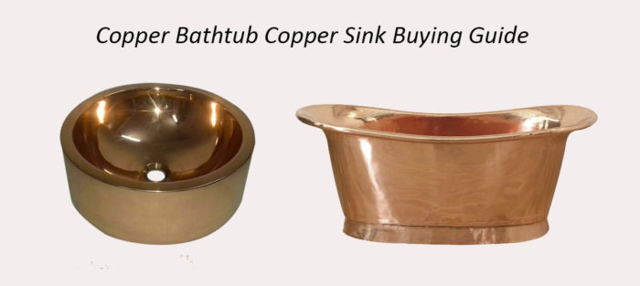 How to Select right Copper Bathtub