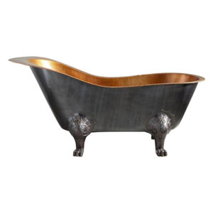 Clawfoot Copper Bathtub Chinese Style