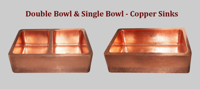 Why Use Copper Kitchen Sinks