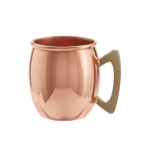 Copper Glass Set Of 4