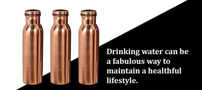 Health Benefits to Store Drinking Water in Copper Bottle